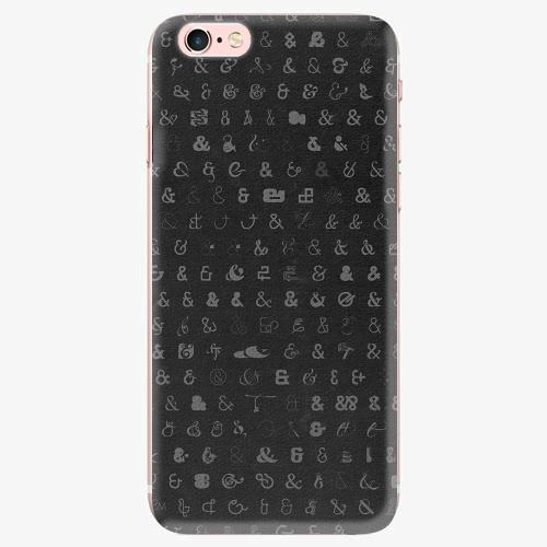 Plastový kryt iSaprio - Ampersand 01 - iPhone 7 Plus