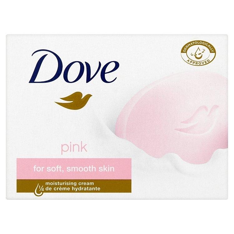 Pink krémová tableta na mytí 100 g