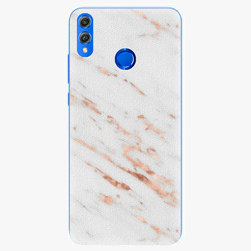 Rose Gold Marble   Huawei Honor 8X