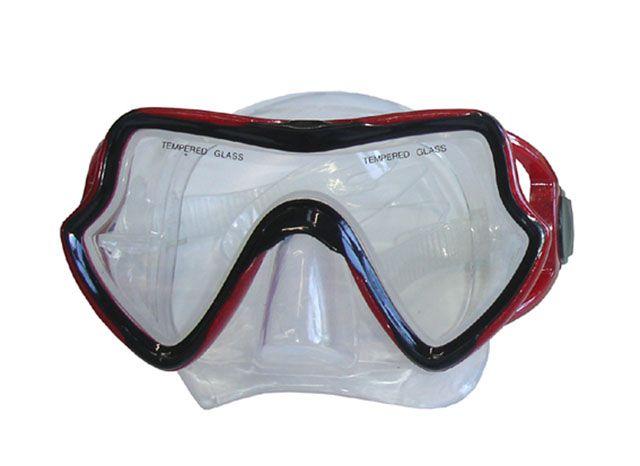 Brýle potápěčské silikonové univerzální BROTHER