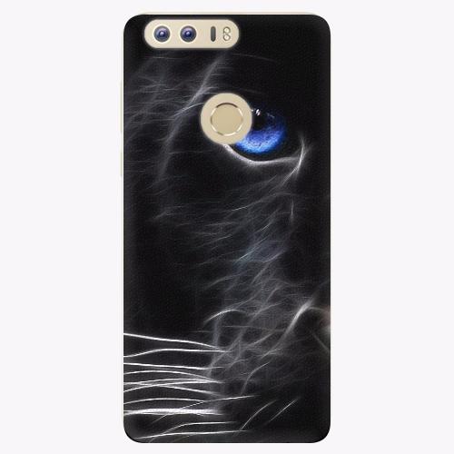 Plastový kryt iSaprio - Black Puma - Huawei Honor 8