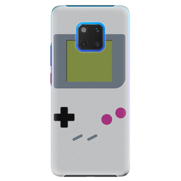Plastové pouzdro iSaprio - The Game - Huawei Mate 20 Pro