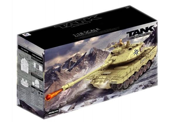 German Leopard 2 1:18 RTR ASG