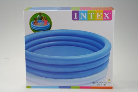 INTEX Bazén modrý 147 x 33 cm 58426