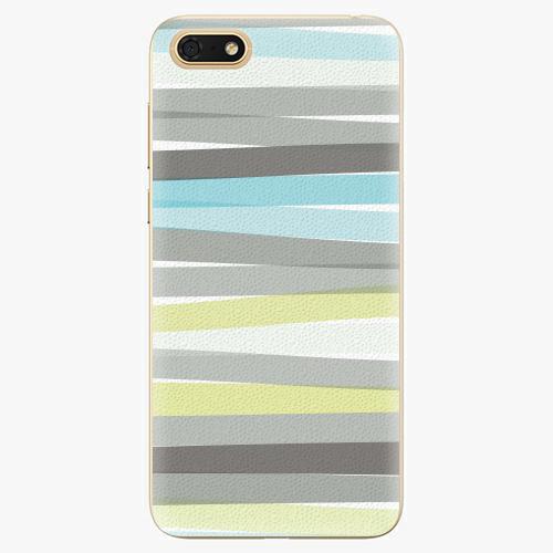 Plastový kryt iSaprio - Stripes - Huawei Honor 7S