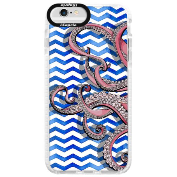 Silikonové pouzdro Bumper iSaprio - Octopus - iPhone 6/6S