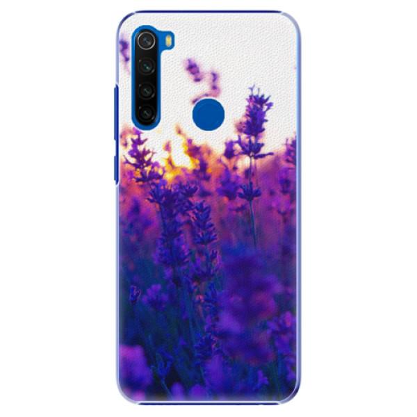 Plastové pouzdro iSaprio - Lavender Field - Xiaomi Redmi Note 8T