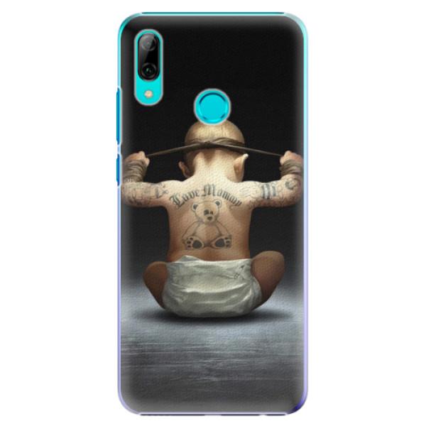 Plastové pouzdro iSaprio - Crazy Baby - Huawei P Smart 2019