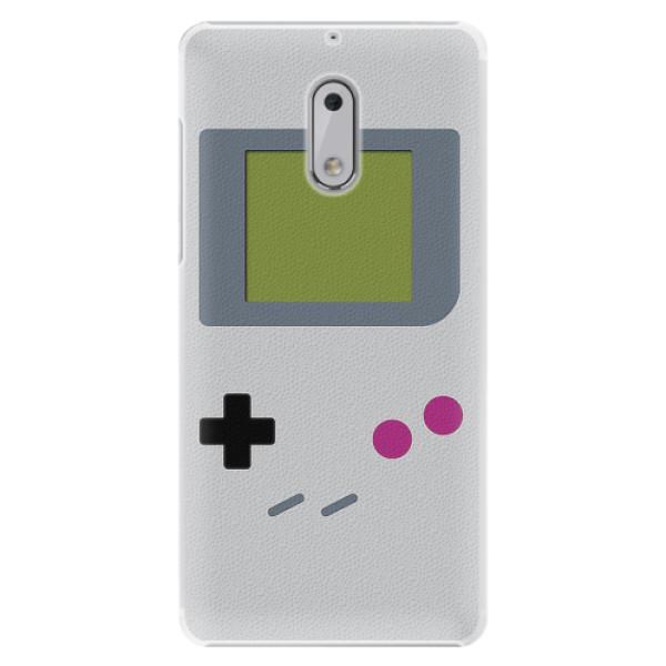 Plastové pouzdro iSaprio - The Game - Nokia 6