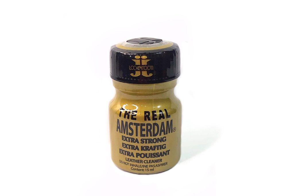 Poppers S Real Amsterdam 15ml