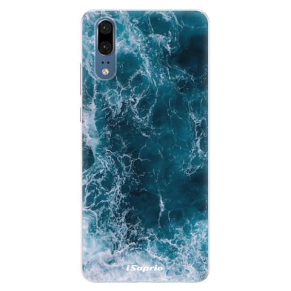 Silikonové pouzdro iSaprio - Ocean - Huawei P20