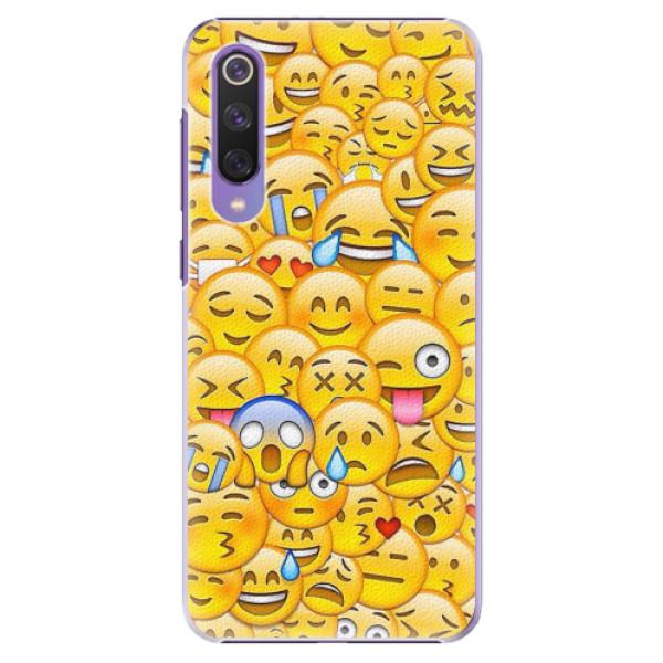 Plastové pouzdro iSaprio - Emoji - Xiaomi Mi 9 SE