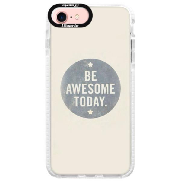 Silikonové pouzdro Bumper iSaprio - Awesome 02 - iPhone 7