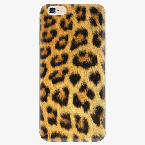 Silikonové pouzdro iSaprio - Jaguar Skin - iPhone 6/6S