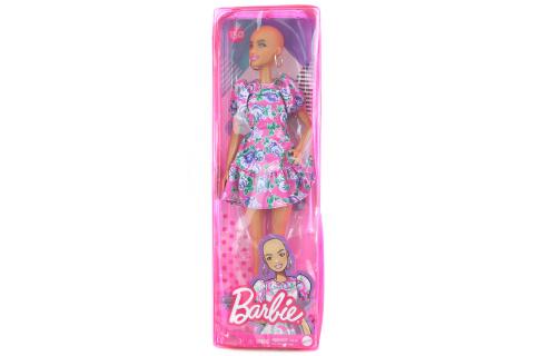 Barbie Modelka - panenka bez vlasů GYB03 TV 1.4.- 30.6.2021