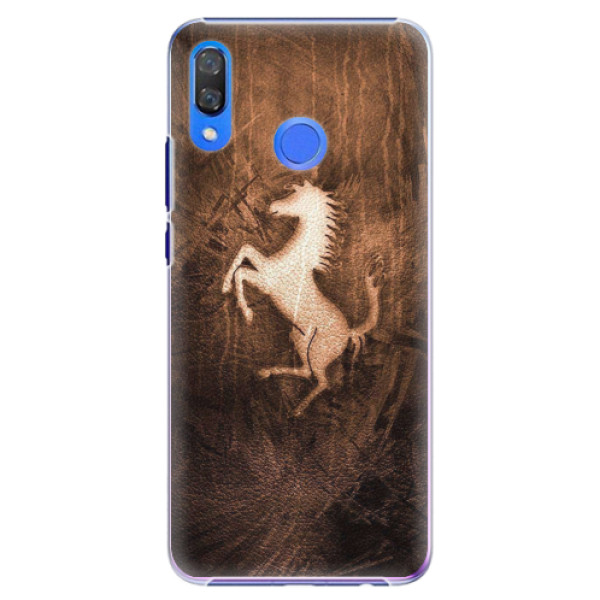 Plastové pouzdro iSaprio - Vintage Horse - Huawei Y9 2019