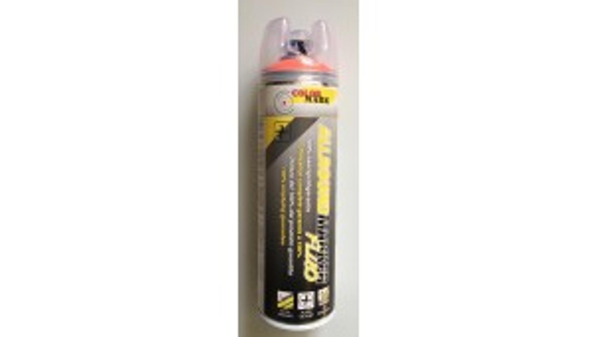 Značkovací sprej žlutý 500ml