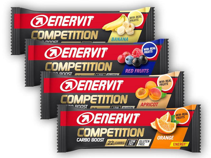 Enervit Competition Bar 30g gluten