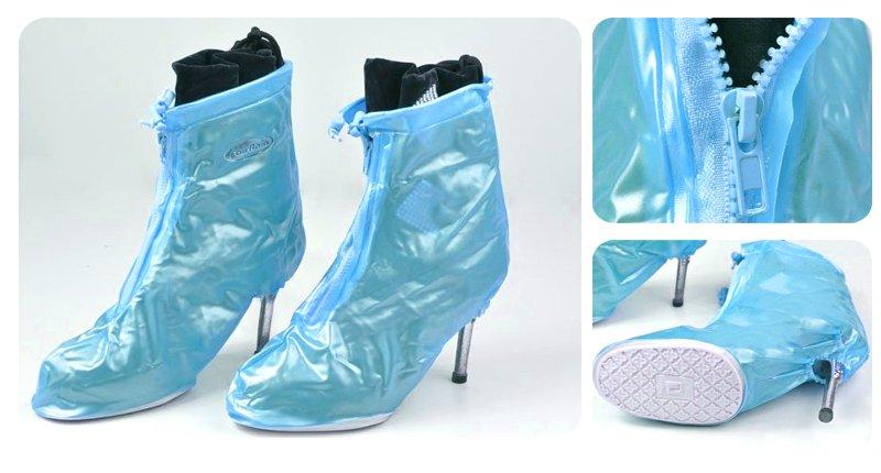 Pláštěnka na boty - velikost - L (38-39)