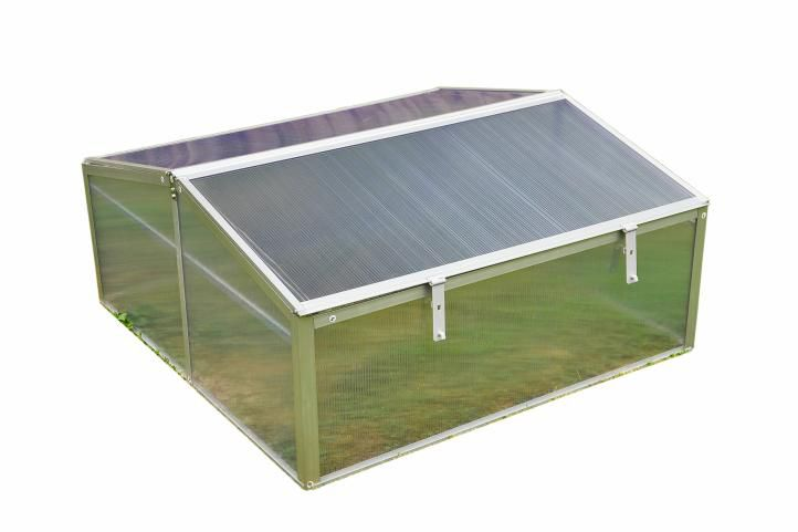 Zahradní pařeniště 100 x 100 x 48 cm