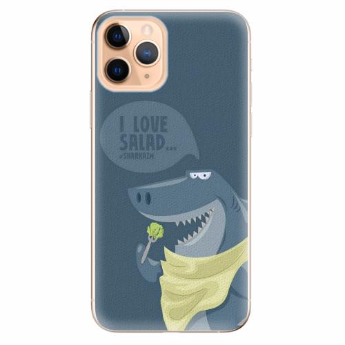 Silikonové pouzdro iSaprio - Love Salad - iPhone 11 Pro
