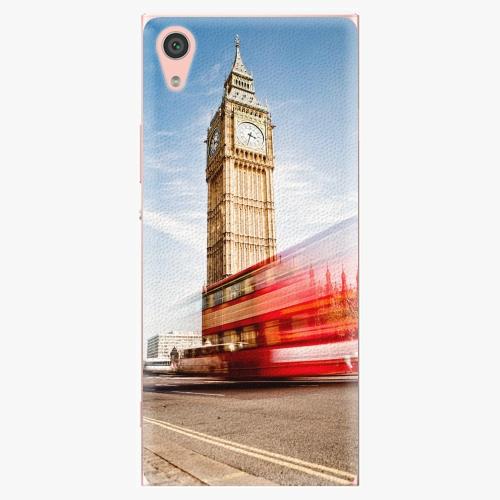 Plastový kryt iSaprio - London 01 - Sony Xperia XA1