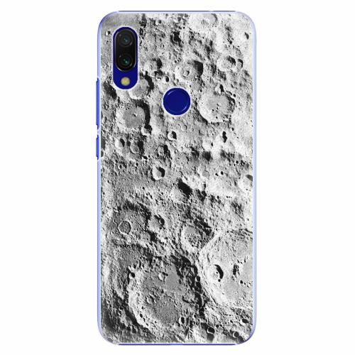 Plastový kryt iSaprio - Moon Surface - Xiaomi Redmi 7