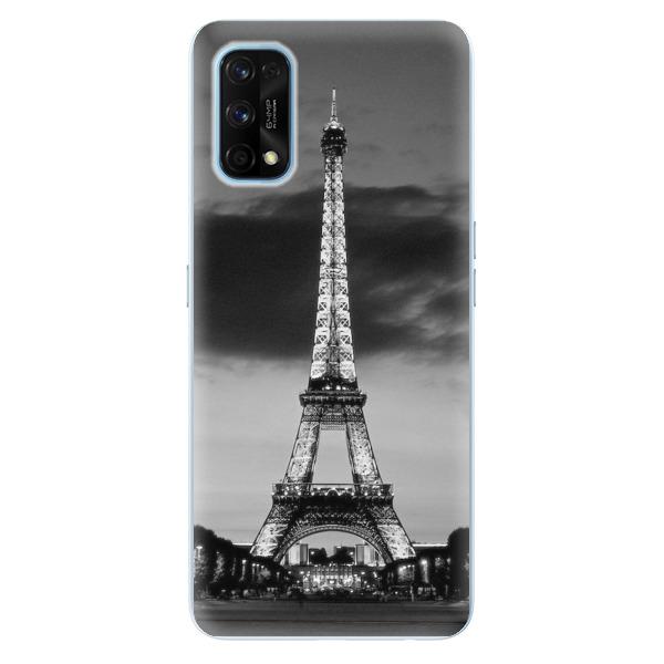 Odolné silikonové pouzdro iSaprio - Midnight in Paris - Realme 7 Pro