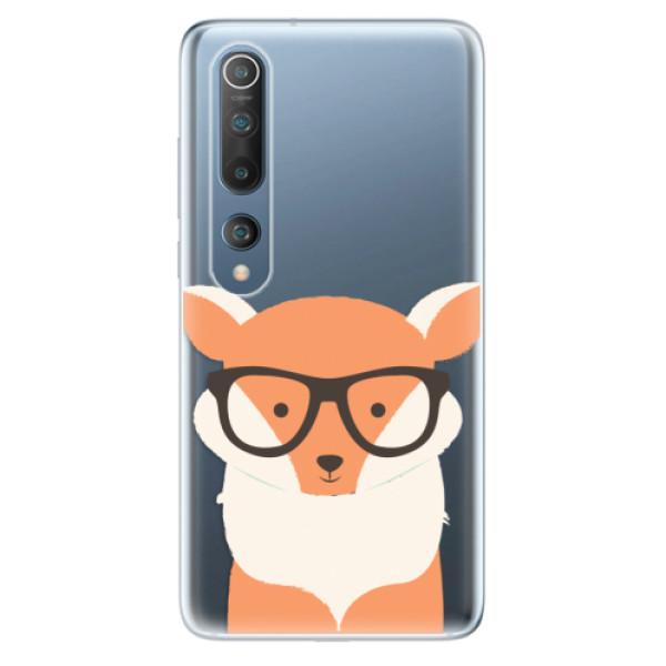 Odolné silikonové pouzdro iSaprio - Orange Fox - Xiaomi Mi 10 / Mi 10 Pro