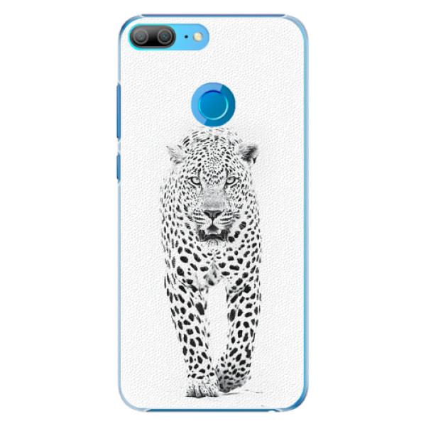 Plastové pouzdro iSaprio - White Jaguar - Huawei Honor 9 Lite