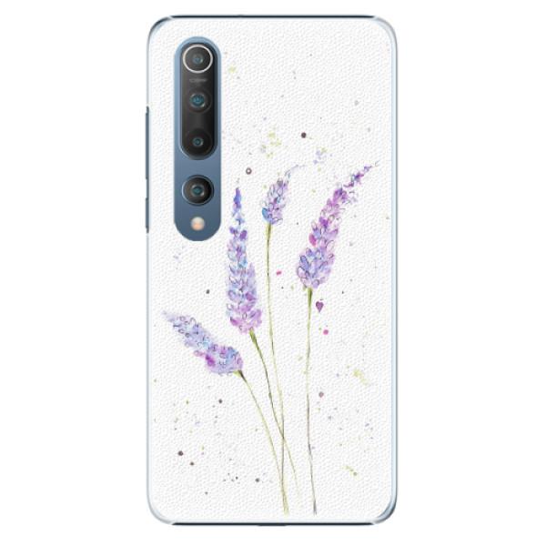 Plastové pouzdro iSaprio - Lavender - Xiaomi Mi 10 / Mi 10 Pro