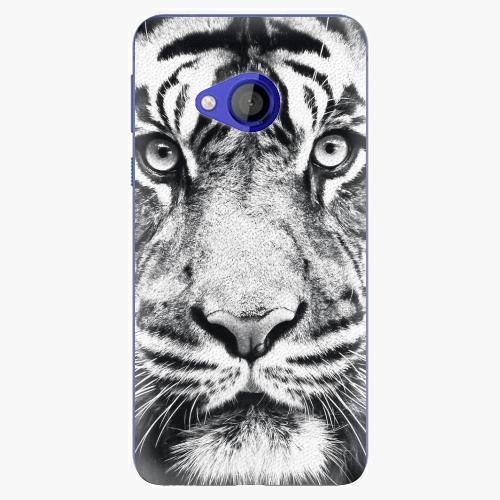Plastový kryt iSaprio - Tiger Face - HTC U Play