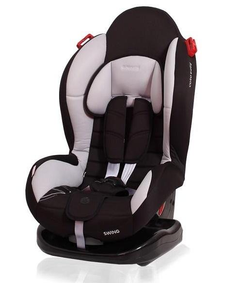 Autosedačka Coto Baby Swing 2016, 9-25kg - grey