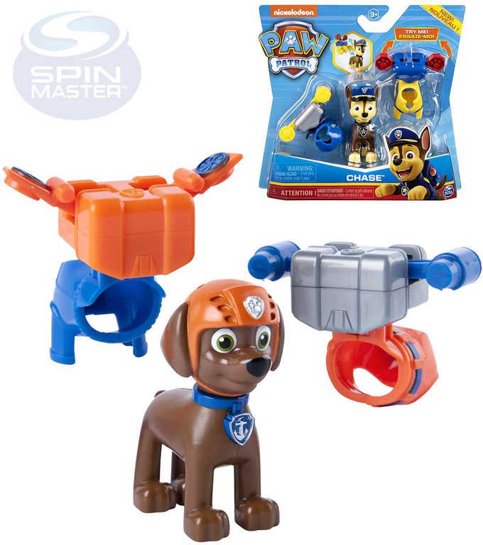 SPIN MASTER Figurka plastová Tlapková Patrola s akčním batohem 6 druhů