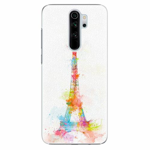 Plastový kryt iSaprio - Eiffel Tower - Xiaomi Redmi Note 8 Pro
