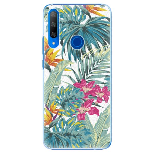 Plastové pouzdro iSaprio - Tropical White 03 - Huawei Honor 9X