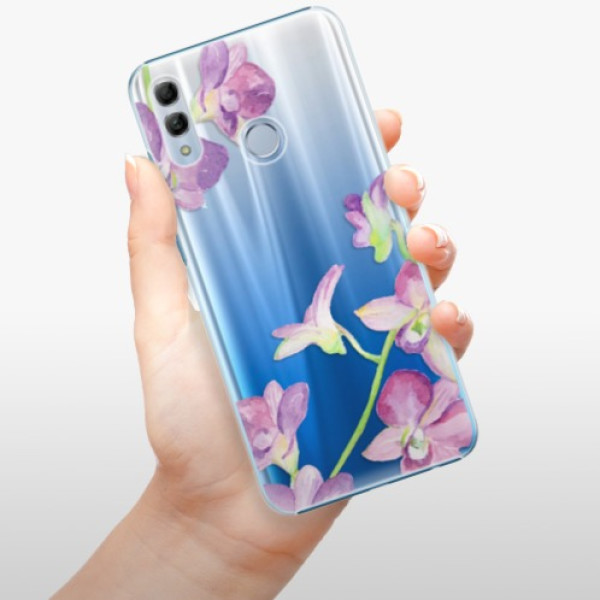 Plastové pouzdro iSaprio - Purple Orchid - Huawei Honor 10 Lite