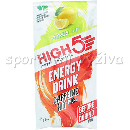 Energy Drink Caffeine Hit 47g-citrus