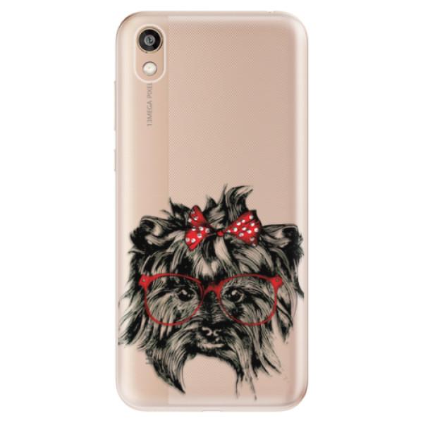Odolné silikonové pouzdro iSaprio - Dog 03 - Huawei Honor 8S