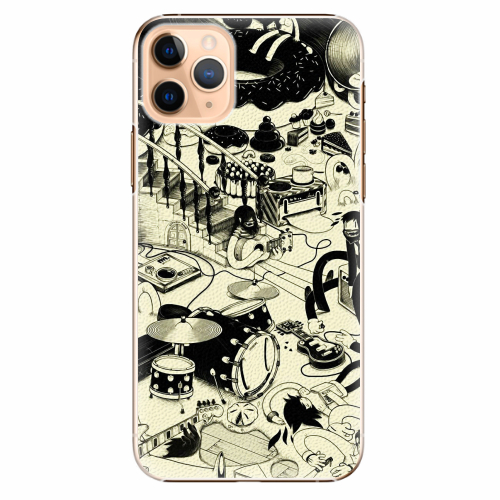 Plastový kryt iSaprio - Underground - iPhone 11 Pro Max