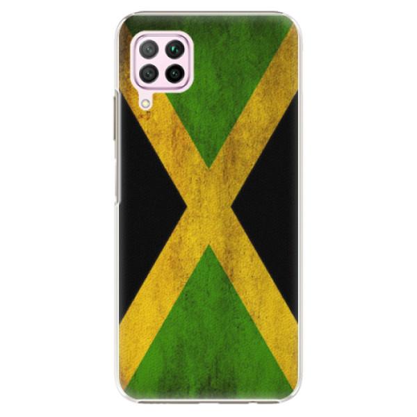 Plastové pouzdro iSaprio - Flag of Jamaica - Huawei P40 Lite