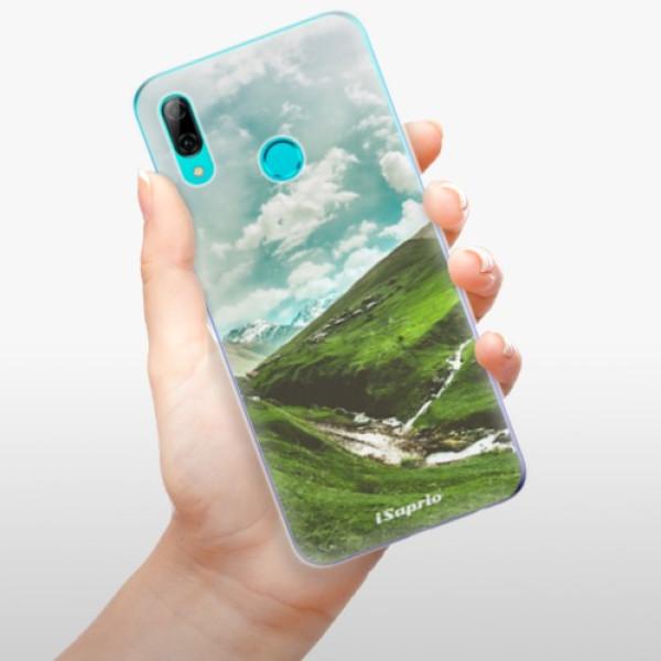 Odolné silikonové pouzdro iSaprio - Green Valley - Huawei P Smart 2019