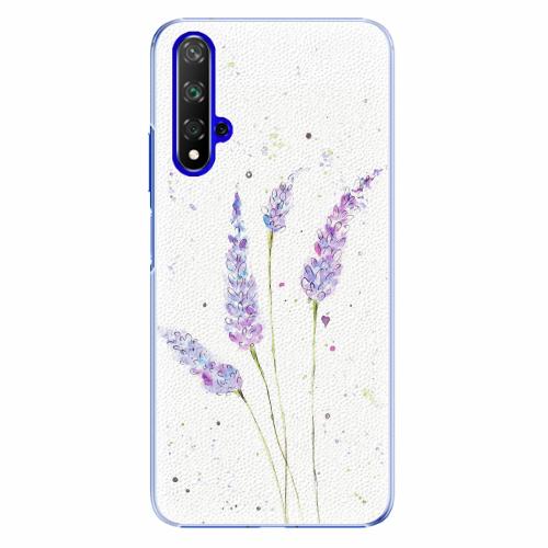 Plastový kryt iSaprio - Lavender - Huawei Honor 20