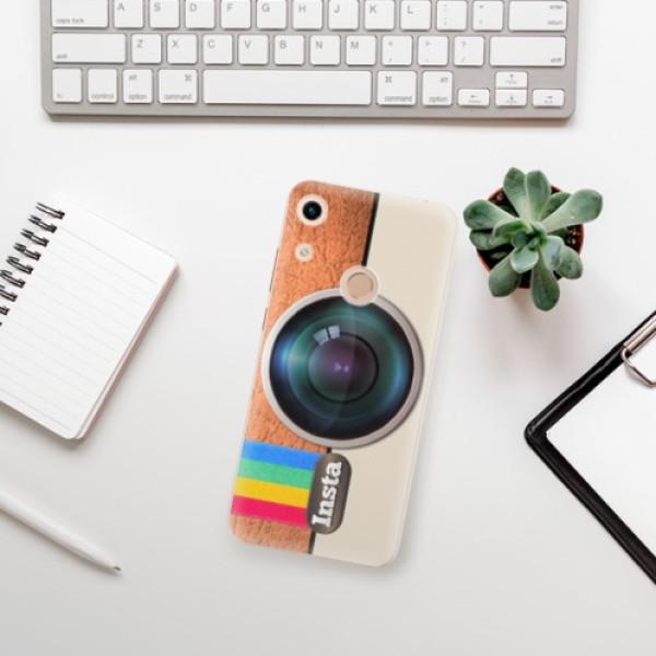 Odolné silikonové pouzdro iSaprio - Insta - Huawei Honor 8A