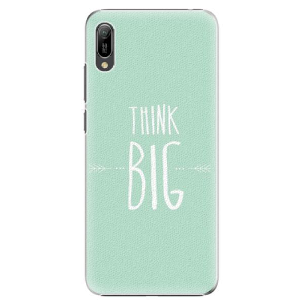 Plastové pouzdro iSaprio - Think Big - Huawei Y6 2019