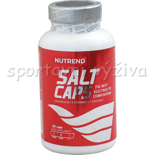 Salt Caps 120 kapslí