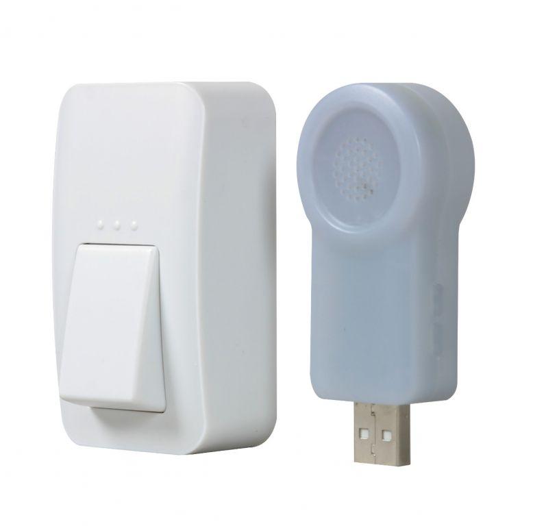 Zvonek Optex 990218 Bezdrátový USB zvonek