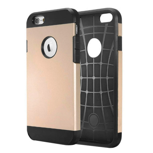 Odolný kryt / pouzdro Tough Armor Smooth pro iPhone 6 zlatý
