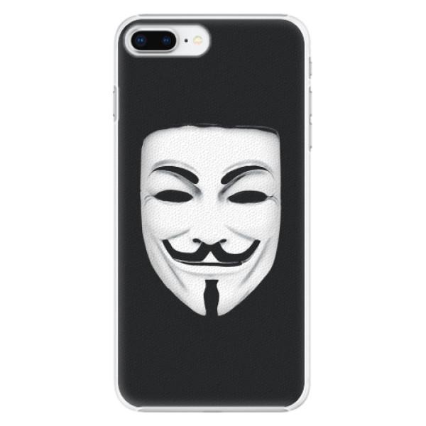 Plastové pouzdro iSaprio - Vendeta - iPhone 8 Plus