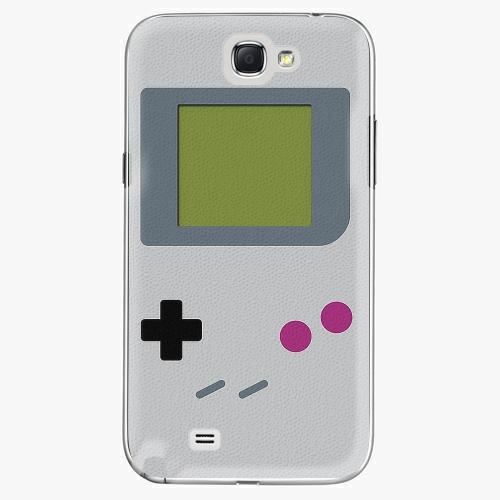 Plastový kryt iSaprio - The Game - Samsung Galaxy Note 2
